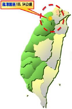 龍潭科學園區106.94公頃